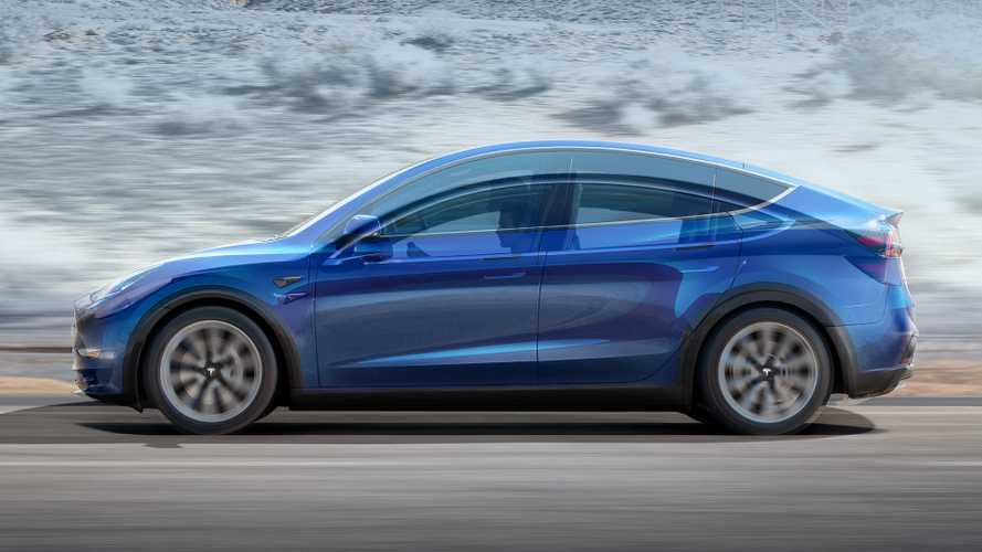 Tesla Model Y Electric Range Just 8-10% Less Than Model 3, Says Musk