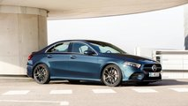 Mercedes-AMG A 35 jetzt auch als Limousine