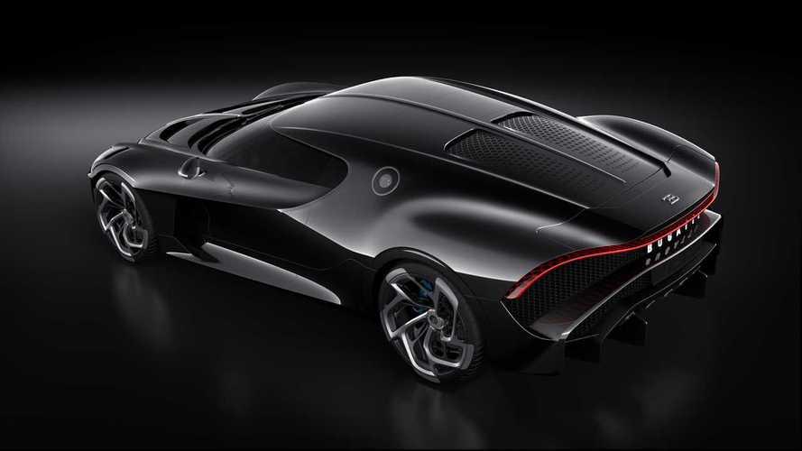 La Bugatti La Voiture Noire achetée par Cristiano Ronaldo ?