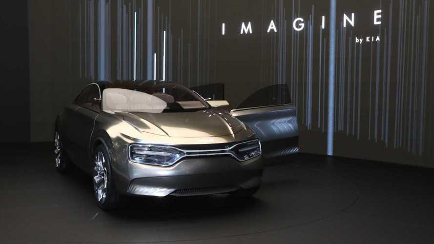 Imagine by Kia concept at the 2019 Geneva Motor Show