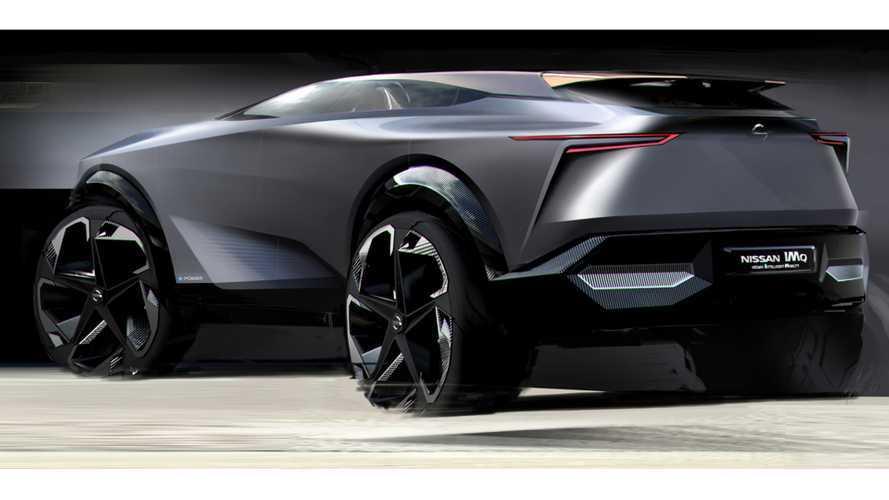 Nissan IMQ Concept Teaser