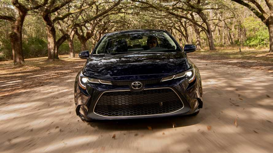 2020 Toyota Corolla Saloon: First Drive