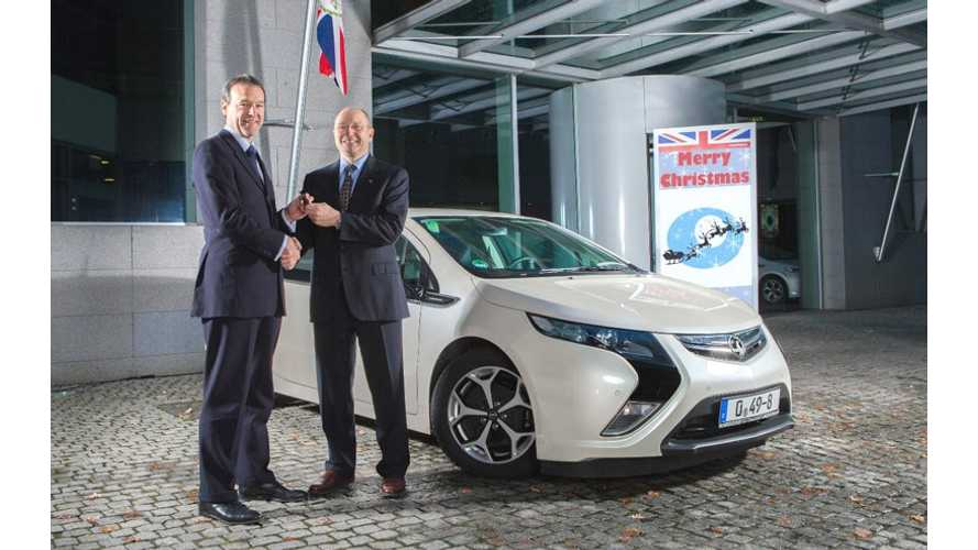 "GM Blames Europe For Poor Ampera Sales, Calls Demand ""A Disappointment"""