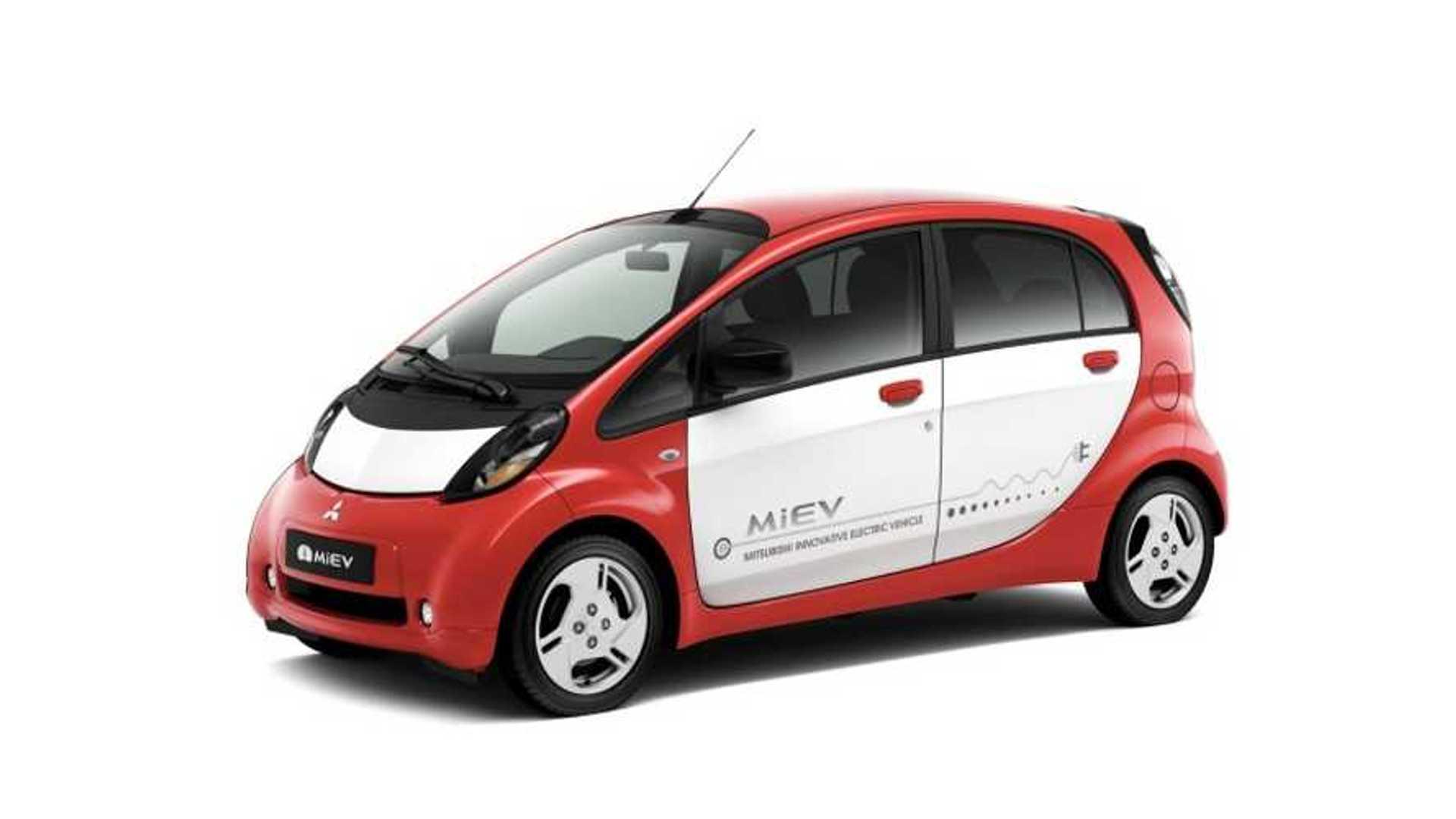 2021 Mitsubishi I-MIEV Rumors