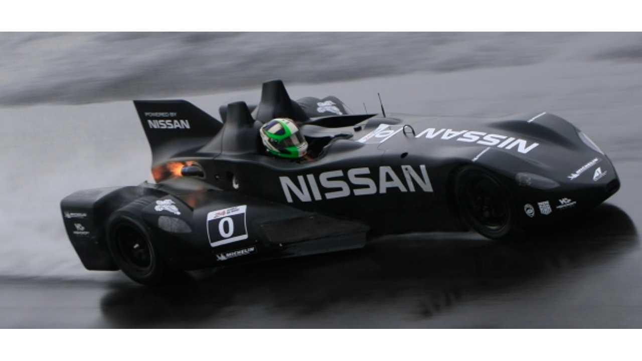 Nissan to Return to LeMans in 2014 With Electric Technology