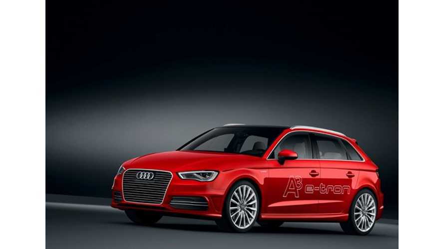 Audi Commits to Plug-In Hybrids; Shifting Away From Pure Electric Vehicles