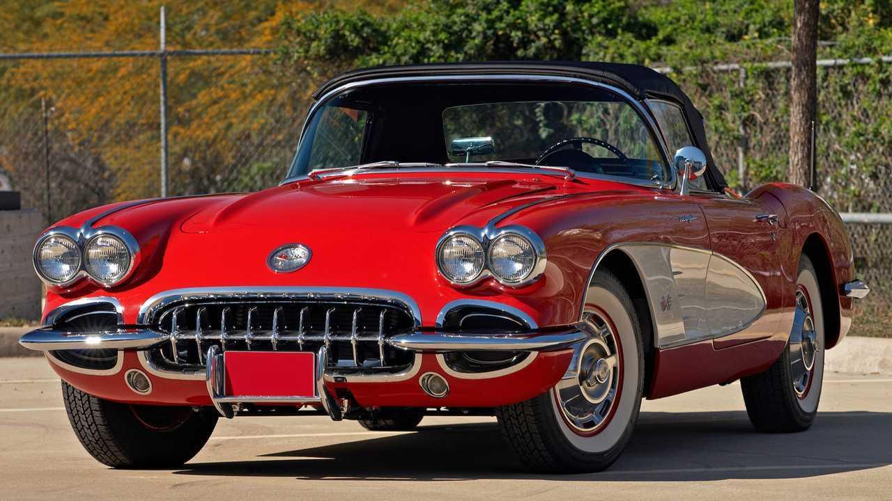 Chevrolet Corvette - 1953