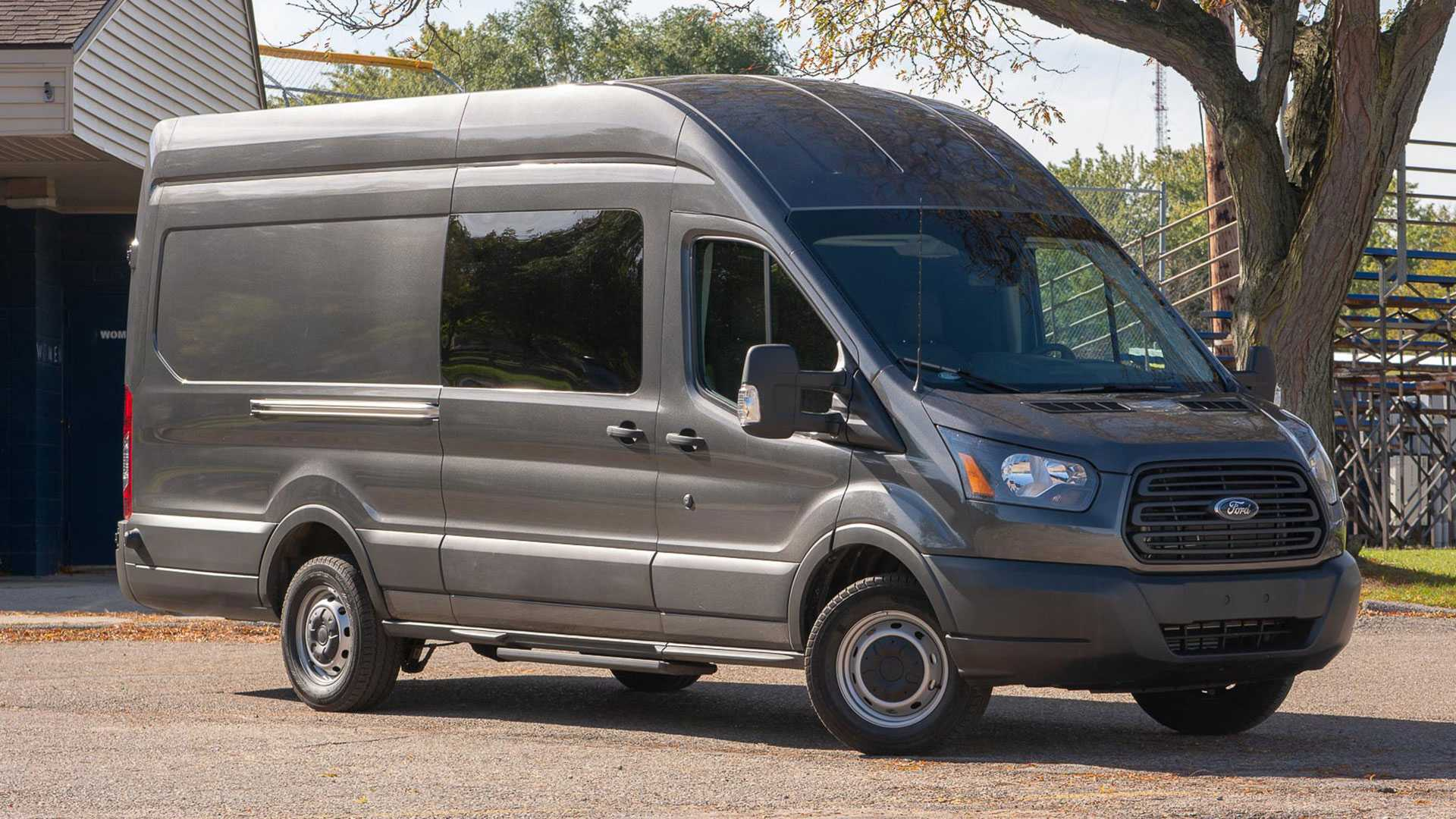 2018 ford transit 250hr cargo van review a big fat focus 2018 ford transit 250hr cargo van