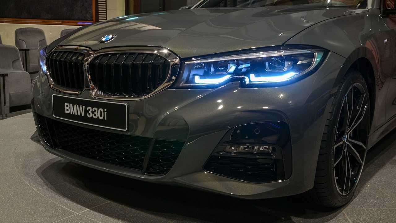 New 3 Series By Bmw Individual Makes Gray Paint Look Cool