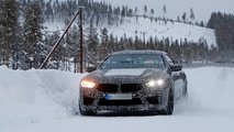 BMW M8 Gran Coupe Spy Photos