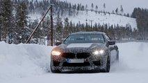 BMW M8 Gran Coupe casus fotoğraflar