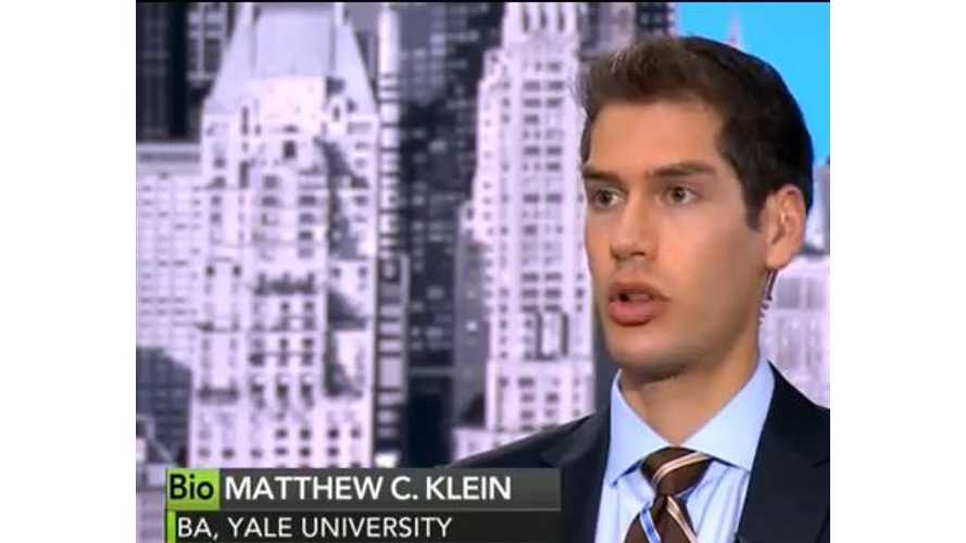 Video: Bloomberg -