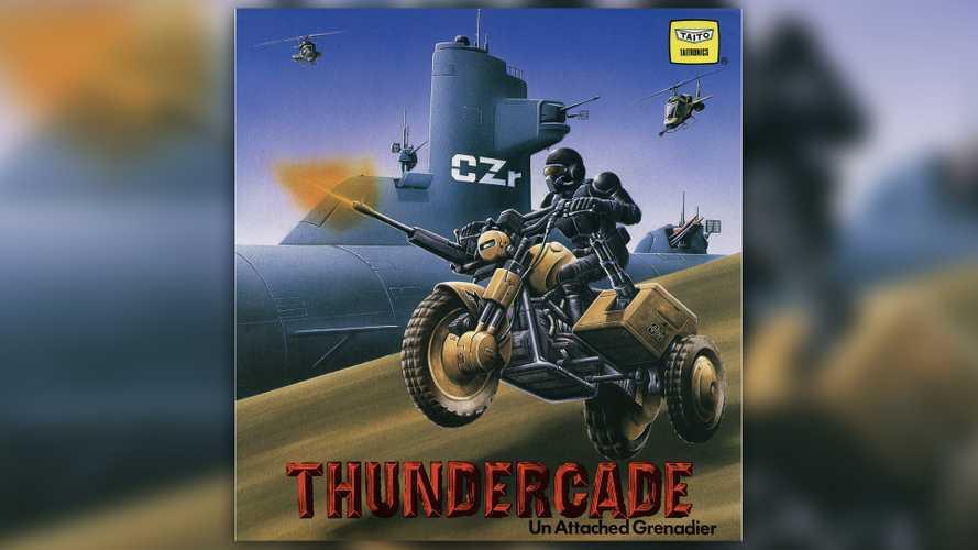 Nostalgia Alert: Taito's Thundercade
