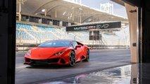Primera prueba Lamborghini Huracán EVO 2019