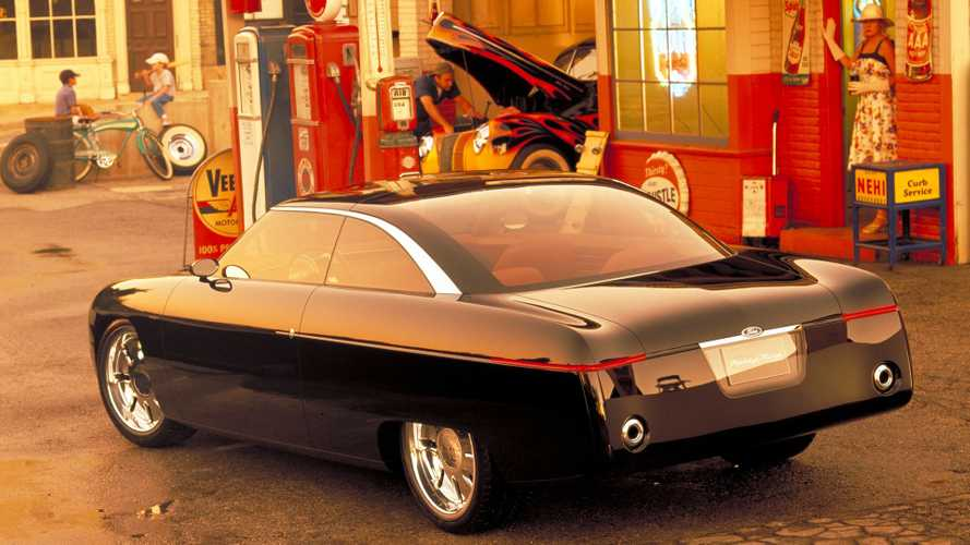 Ford Forty-Nine concept (2001)