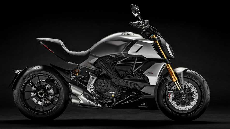 The 2019 Diavel Just Won Best Of The Best At Top Design Awards