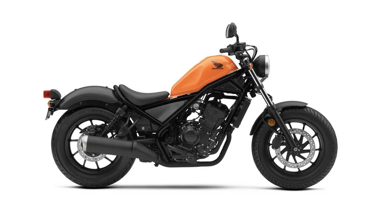 2019 Honda Rebel 300 - $4,449