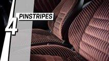 Modèles de siège fantaisie Porsche Top 5 - Pinstripes