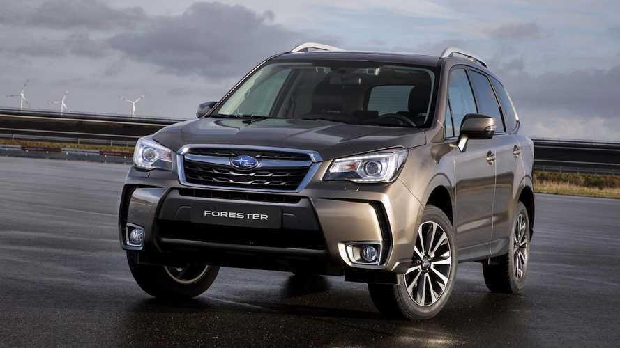Subaru Forester 2019, un SUV experimentado