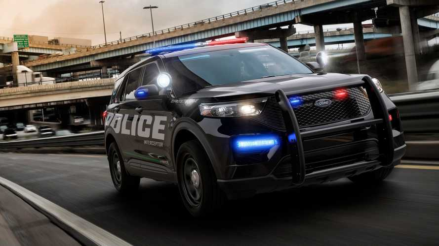 Ford Police Interceptor (2019): Bulliger Blaulicht-King