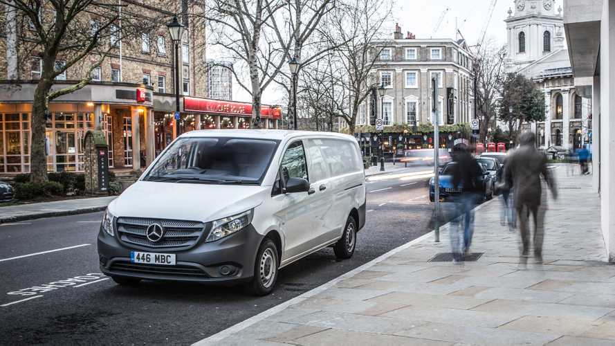 Mercedes Vito now meets Euro 6c emissions regs with new engines