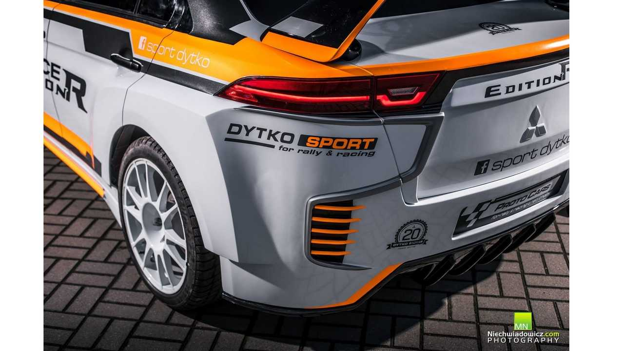 Mitsubishi Lancer Edition R - Dytko Sport