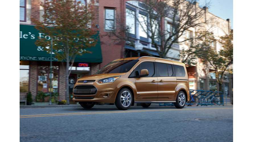 Is Ford Readying a Plug-in People Mover?