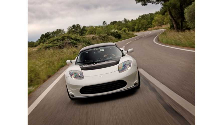 Tesla Motors Begins Roadster Buyback Program For Future Model S Owners