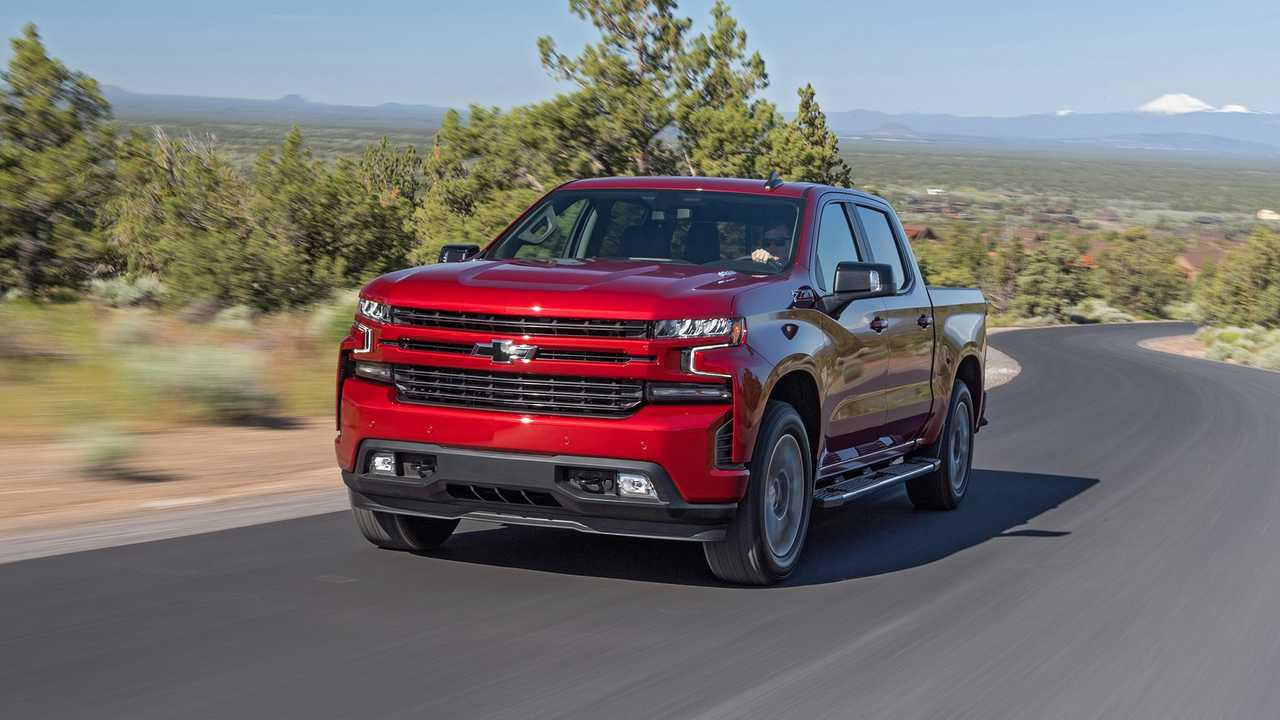 Silverado 1500 Diesel >> 2020 Chevrolet Silverado 1500 Diesel First Drive An Easy Choice