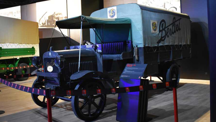 Berliet CBA, il camion dell'esercito francese