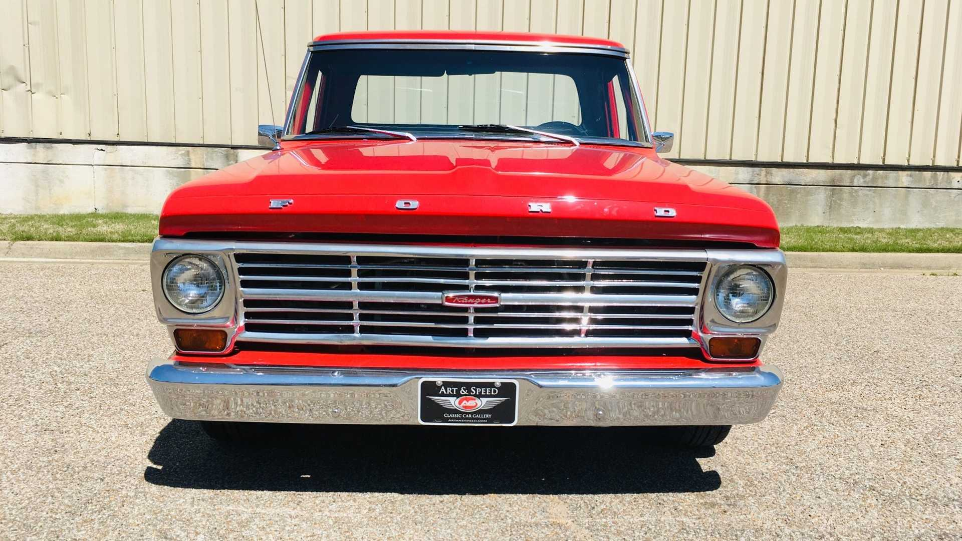 "[""1968 Ford F-100 Ranger Short Bed Is A Conversation Starter""]"