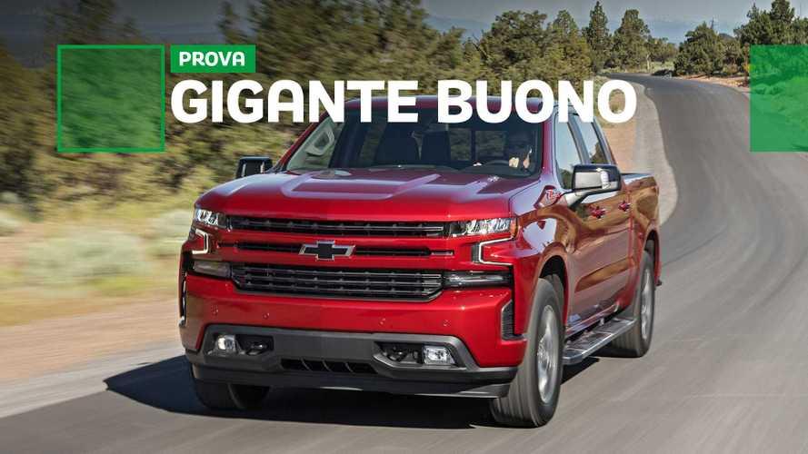 Chevrolet Silverado 1500 Diesel, facile scegliere