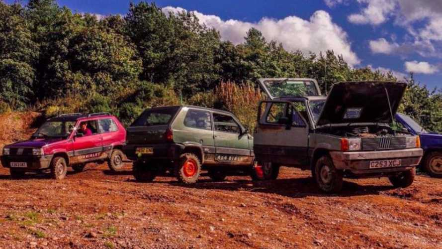 Fiat Panda 4x4 MkI and MkII Buying Guide