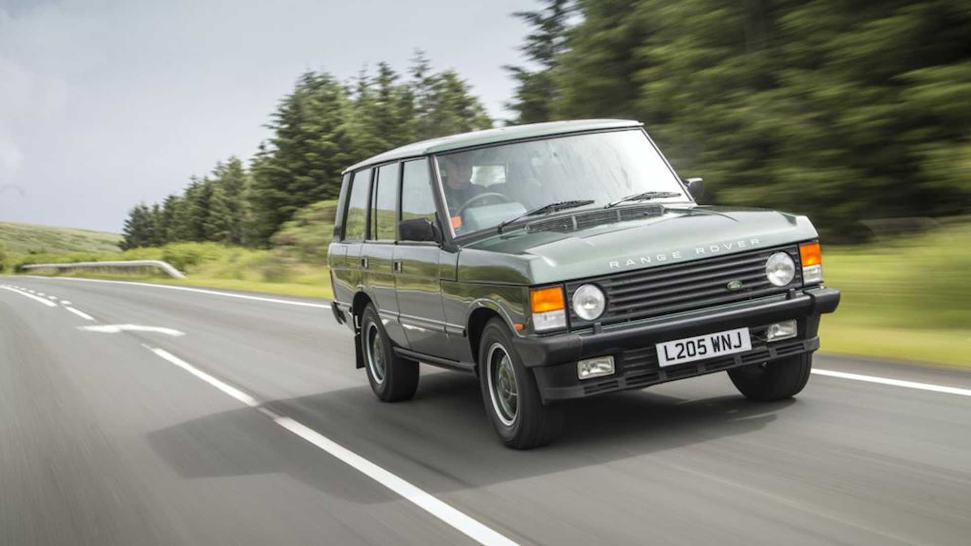 How To Buy The Perfect Range Rover Classic | Motorious