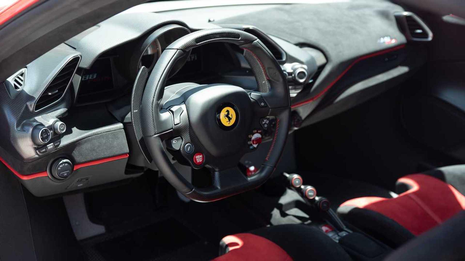 2019 Ferrari 488 Pista: First Drive