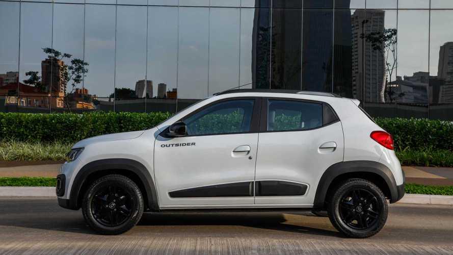 Renault Kwid brasileiro lidera mercado colombiano pela 1ª vez
