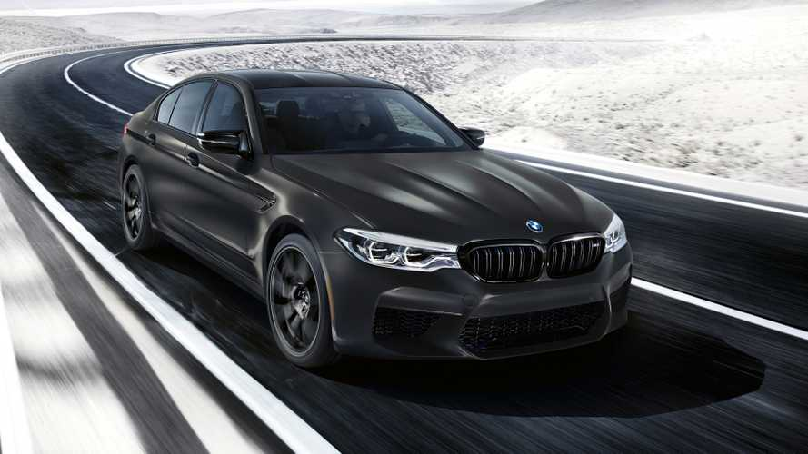 "BMW M5 Edition 35 Years, 625 CV di ""paura"""