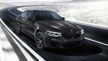 BMW M5 Edition 35 Jahre debütiert als sinistre 625-PS-Limo