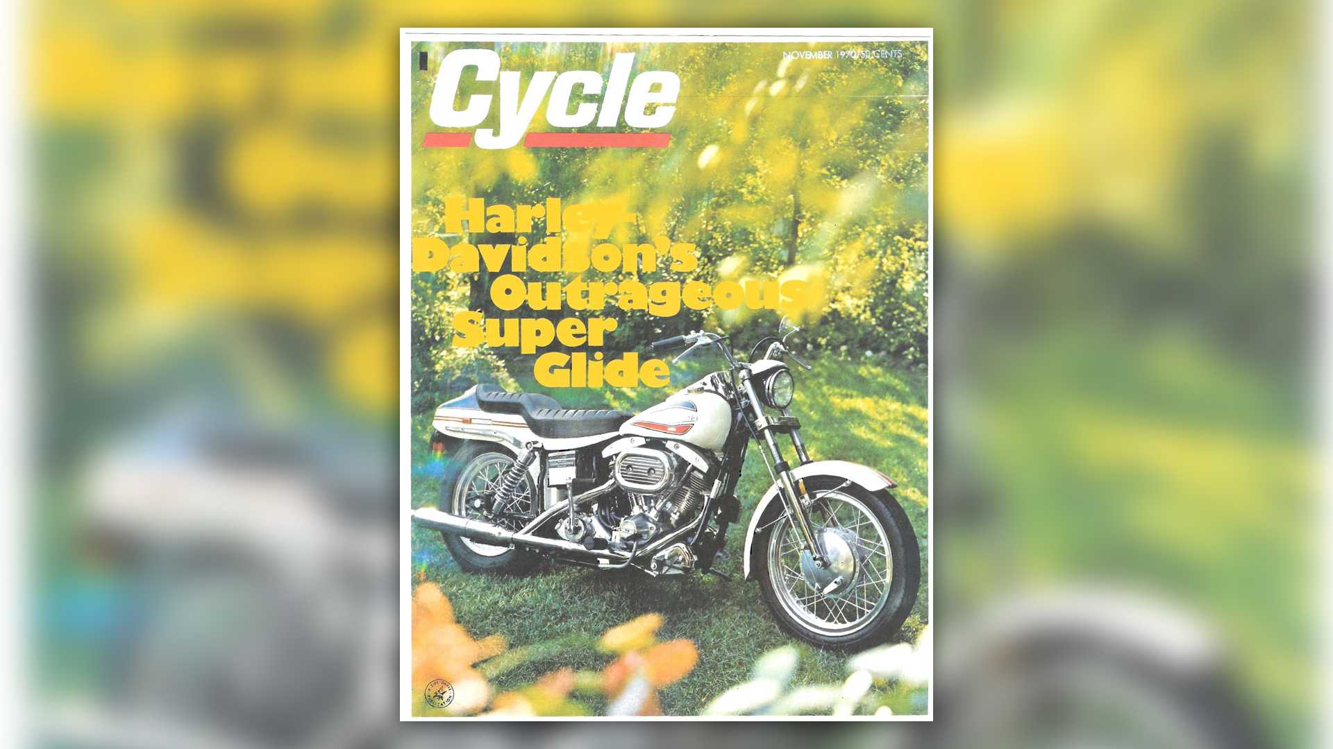 Kickstand: 48 Years Ago Harley-Davidson Did Something Outrageous