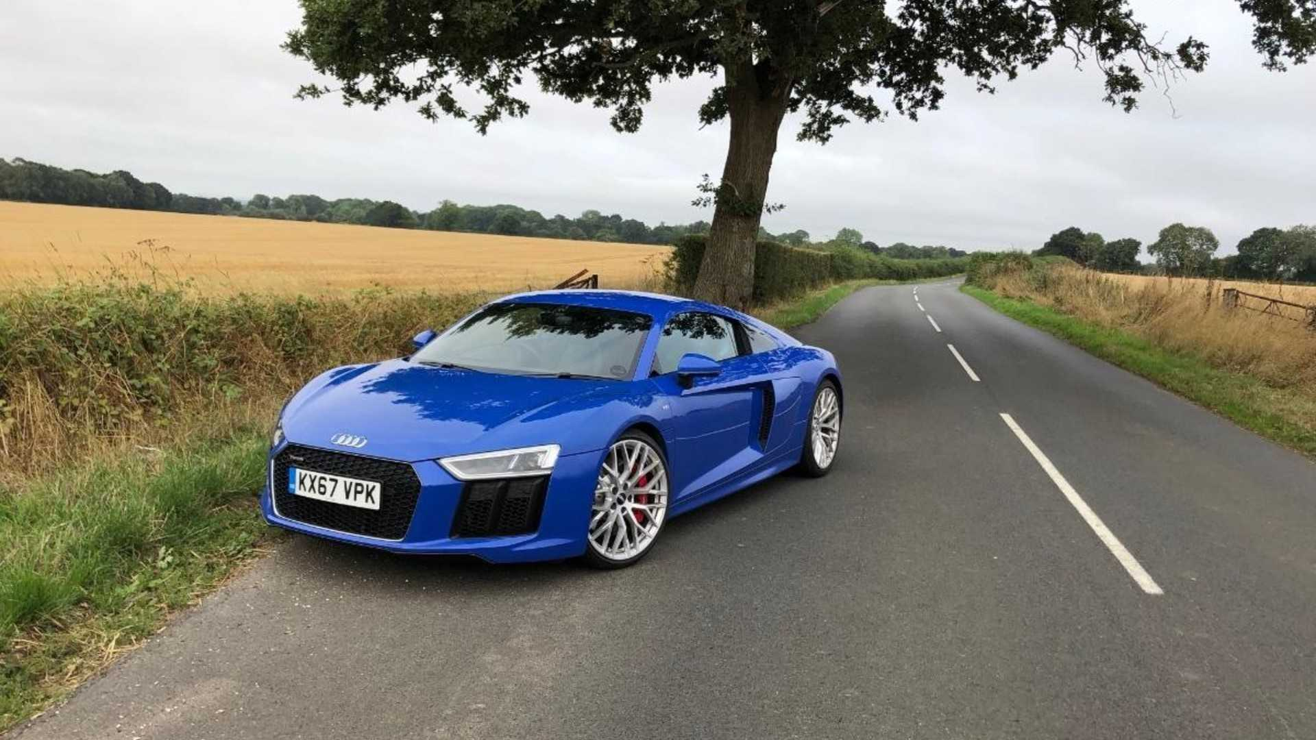 Why The Audi R8 Rws Is Better Without Its Quattro Heritage Motorious