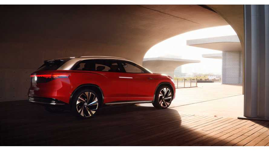 Volkswagen Is Working On The ID. Roomzz, But Only For China