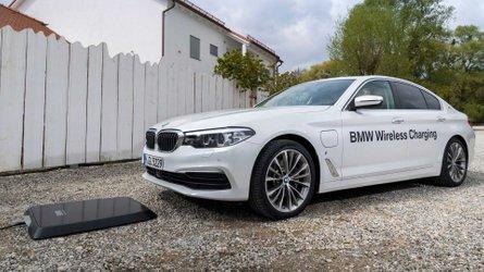 BMW Expands Its 530e Pilot Wireless Charging Program To U.S.