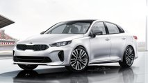 Next-generation Kia Optima rendering