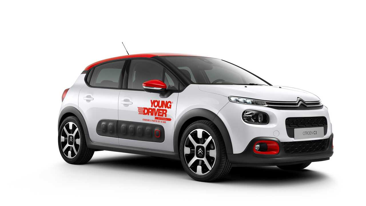 Citroën Young Driver
