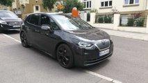 Volkswagen ID.3, fotos espía en Stuttgart