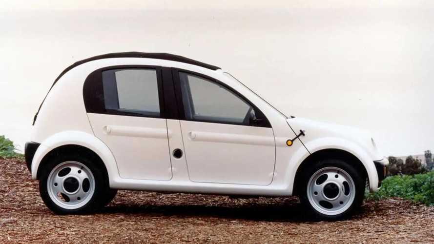 1997 Chrysler CCV concept