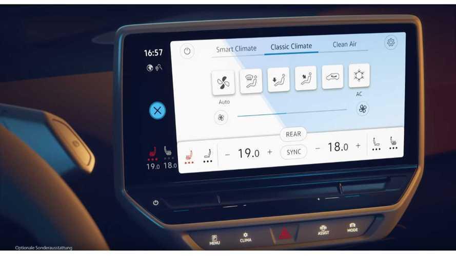 Volkswagen ID.3 interior (teaser)