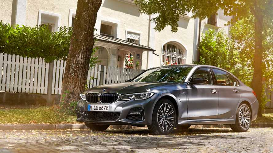 BMW 330e Sedan (2nd model evolution)
