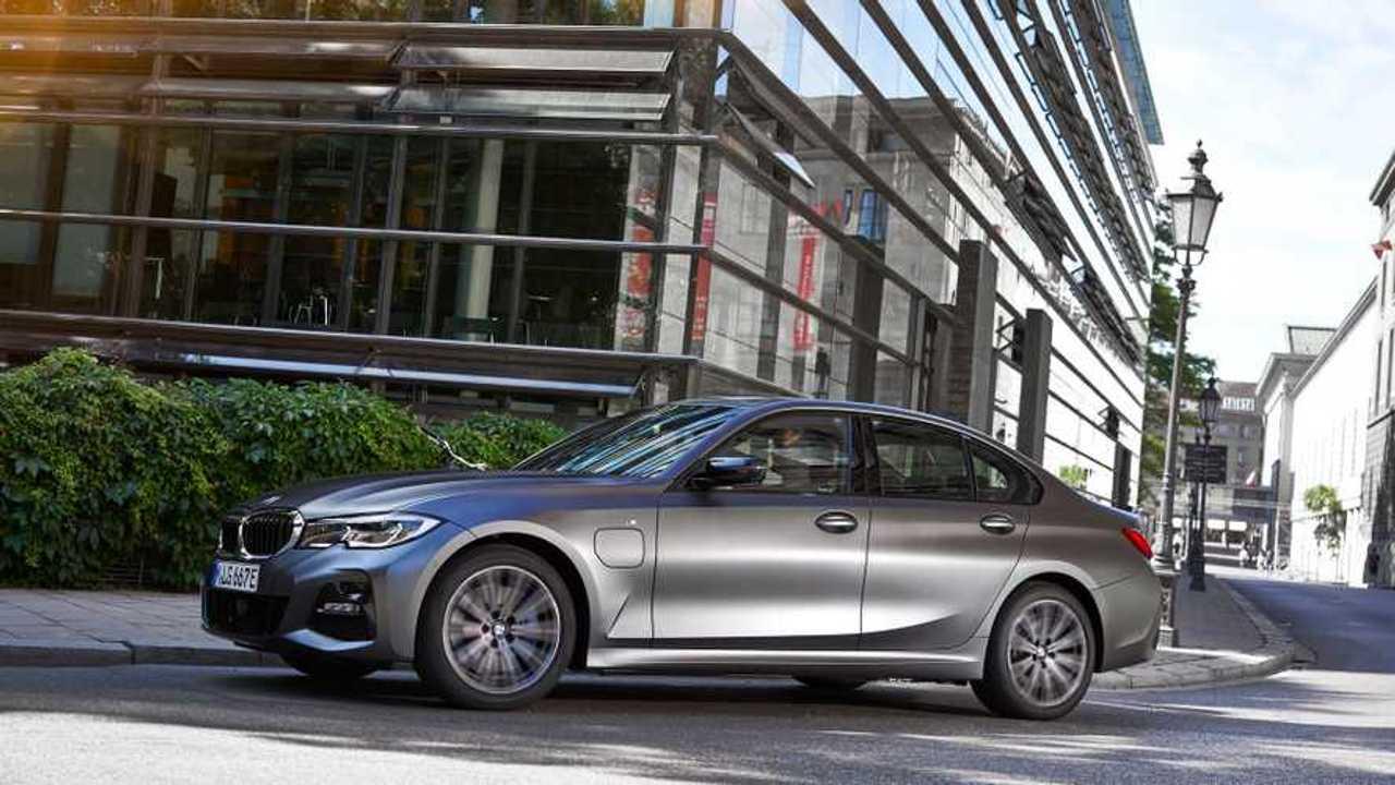 BMW 330e Sedan (2nd model evolution)
