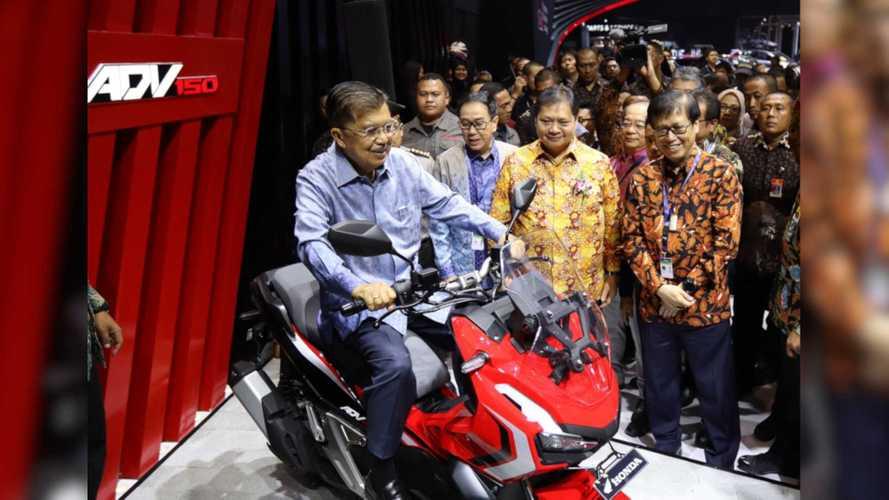 Honda X-ADV Gets A 150cc Baby Brother